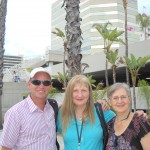 Jim, Diana, Trudy at Sunrider Convention 2012 Diana Walker photo