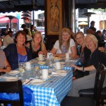 Dinner Greek Restaurant Sunrider Convention 2012 www.diana2.com Sunrider Fortune Delight and Calli Tea