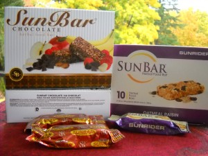 Sunbar photo by Diana Walker www.diana2.com Sunrider Healthy Energy Fiber Bars