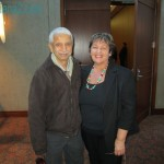 Ravi Pathak and Diana Walker Sunrider Friends