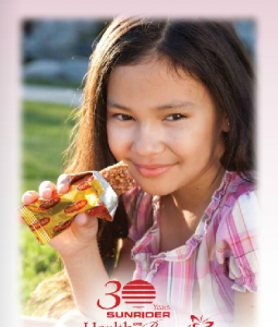 Sunbars-Sunrider Healthy Energy Fiber Bars for children and adults www.diana2.com great for colon health and energy