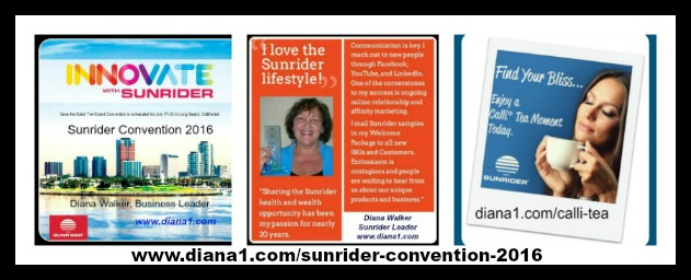 Sunrider Convention 2016 Diana Walker