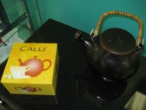 Sunrider Calli Tea Diana Walker photo www.diana1.com Caffeine in Calli Tea?