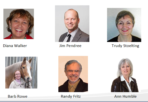 Sunrider Regeneration Team Diana Walker Jim Trudy Barb Randy Ann