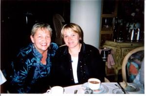 Diana Walker Sunrider Canada with Andrea