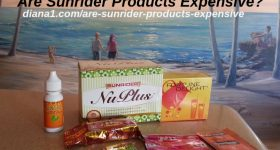 Are Sunrider Products Expensive Diana Walker