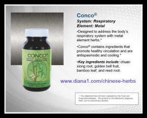 Conco Sunrider Chinese Herbs 2015 www.diana1.com/chinese-herbs