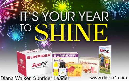 Diana Walker Sunrider Business Discounts for Customers February 2014