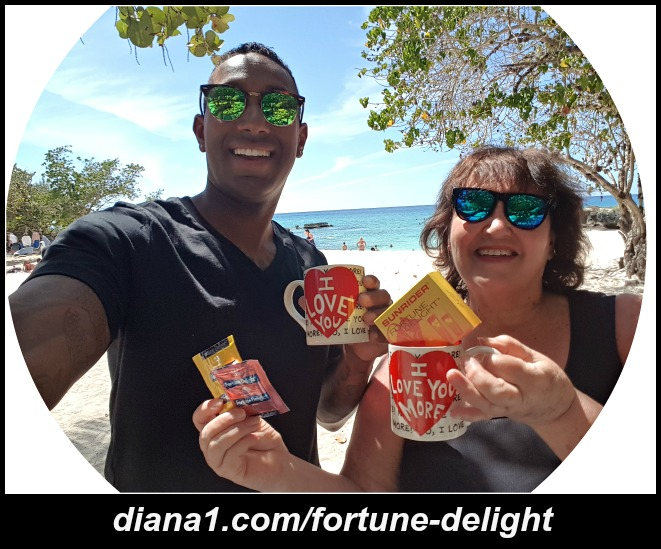 Fortune Delight Sunrider Diana Walker 2017