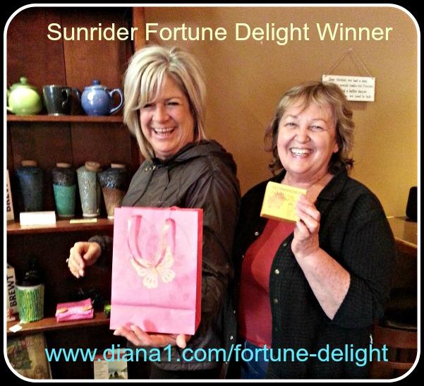 Fortune Delight Sunrider