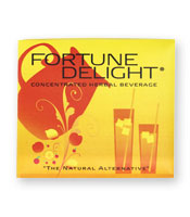 Fortune Delight Sunrider Diana Walker Canada and USA www.diana1.com