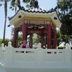 Sunrider Botanical Gardens Pagoda Diana Walker www.diana1.com 2009