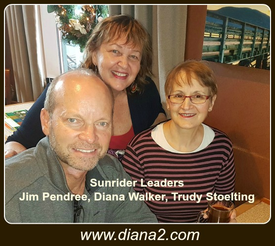 Sunrider Canada Diana Walker Jim Pendree Trudy Stoelting