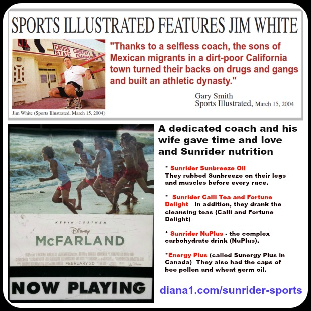 Sunrider Sports 2 McFarland USA Movie 2015 Jim White 2004