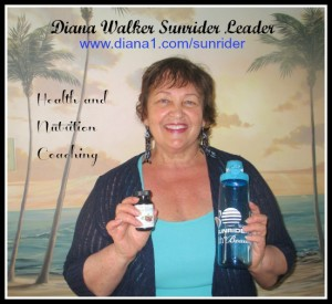 Suntrim Plus Diana Walker Sunrider Sunfit  Weight Loss Program