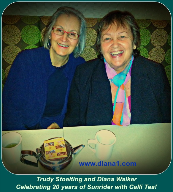 Trudy Stoelting and Diana Walker Sunrider Vancouver February 5 2016